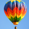 Hot Air Balloon <br>Montgonflier Brothers
