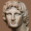 Alexander the Great<br> Ancient Greek person