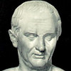 Cicero <br>Ancient Roman person