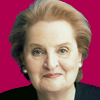 Albright, Madeleine<br> U.S. Secretary of State